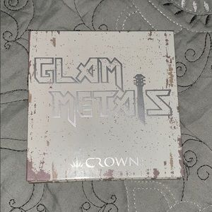 Glam Metals Eyeshadow Palette